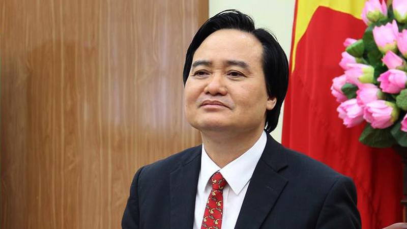 Bộ trưởng, Bộ trưởng Phùng Xuân Nhạ, Phùng Xuân Nhạ, Bộ GD-ĐT, thu nhập giáo viên, giáo viên biên chế, giáo viên hợp đồng