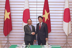 Đang thu xếp chuyến thăm Nhật Bản của Thủ tướng