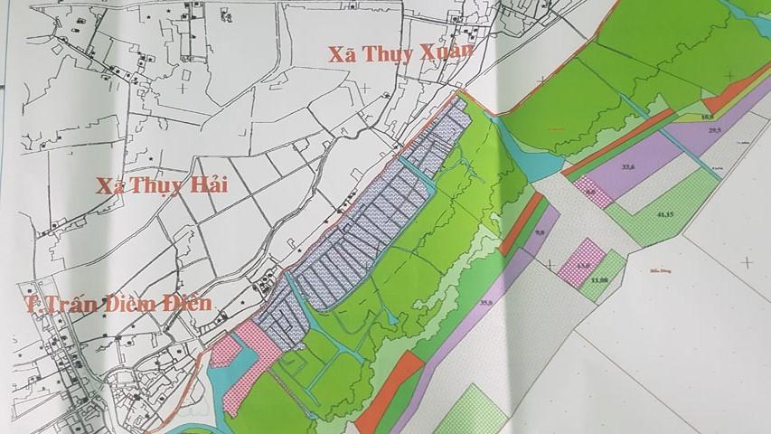 Thái Bình di dời 150ha rừng, hàng trăm gia đình 'mất' đất canh tác?