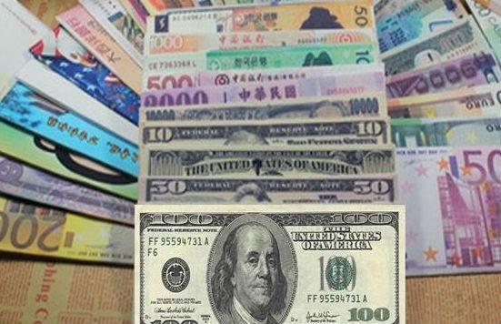 Tỷ giá ngoại tệ ngày 26/5: USD tăng giá