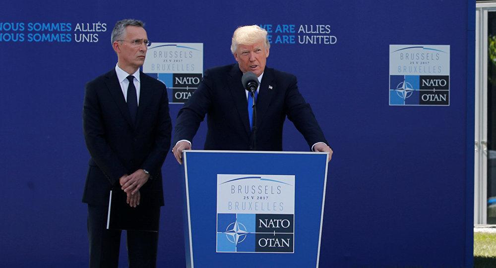 Ông Trump đột ngột gọi Nga là 'mối đe dọa' với NATO