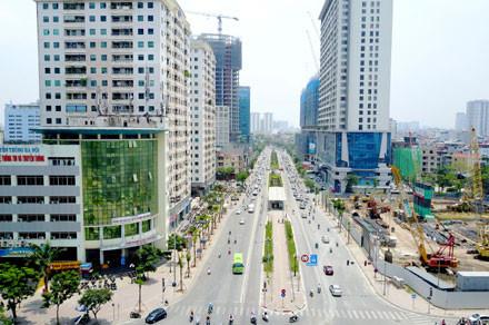 chung cư Hà Nội, quy hoạch đô thị, trường công ở Hà Nội
