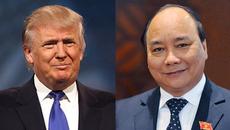 Thủ tướng Nguyễn Xuân Phúc thăm Mỹ: Làm sâu sắc hơn quan hệ đối tác với các nước lớn