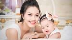Người đẹp Hồng Phúc tái xuất viên mãn sau khi sinh con