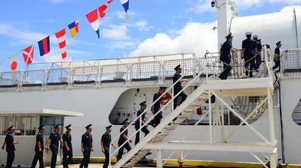 Mỹ bàn giao tàu tuần duyên cho Cảnh sát biển Việt Nam