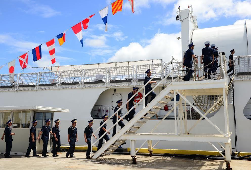 Cảnh sát biển,tàu tuần duyên,tàu tuần tra