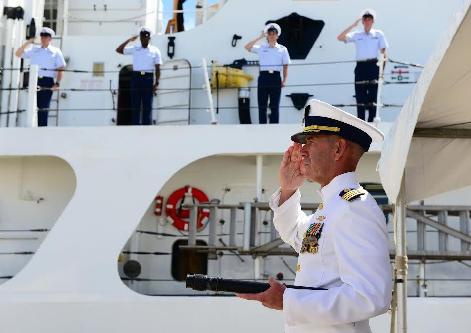 Cảnh sát biển, tàu tuần duyên, tàu tuần tra