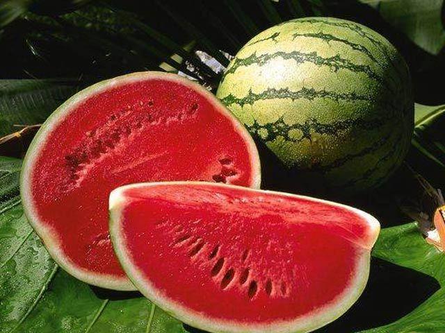 Mẹo hay, dưa hấu, hoa quả