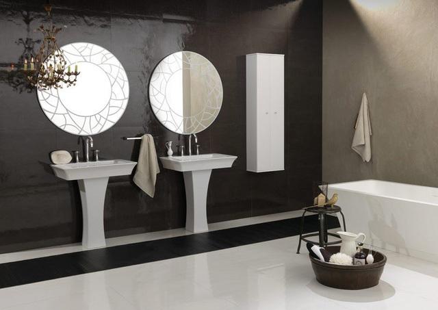 Những mẫu phòng tắm đẹp tinh tế mà những căn nhà hiện đại nhất định phải có