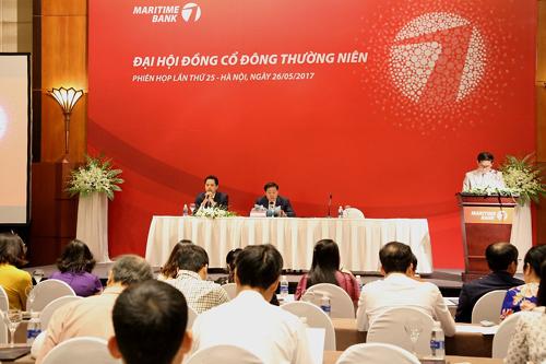 Khách hàng doanh nghiệp Maritime Bank tăng 200%
