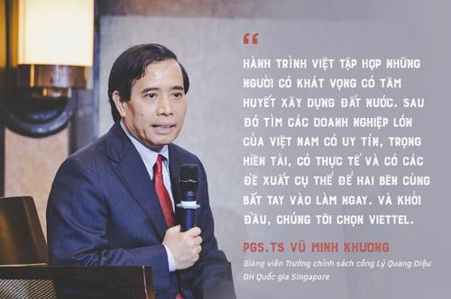 Việt Nam và Sức mạnh Phù đổng trong Thời đại Số