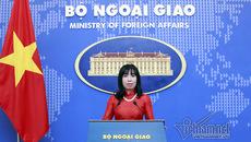 Phản đối Đài Loan tập trận bắn đạn thật xung quanh Ba Bình