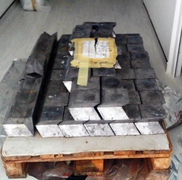 Hàng tấn thiết bị ngăn phóng xạ phát tán bị mất trộm