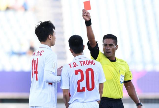 U20 Việt Nam sống mái U20 Honduras: Lên gân mà làm gì?