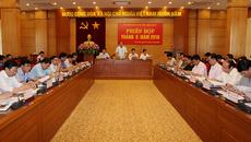Thủ tướng chỉ thị thực hiện nghiêm số lượng, cơ cấu thành viên UBND các cấp
