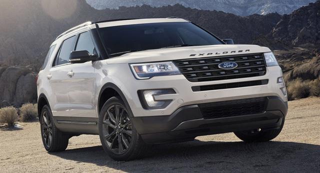 Ford Explorer, hàng hot dính lỗi triệu hồi cả loạt