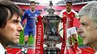 """Chung kết FA Cup: Arsenal run rẩy trước """"ngáo ộp"""" Chelsea"""
