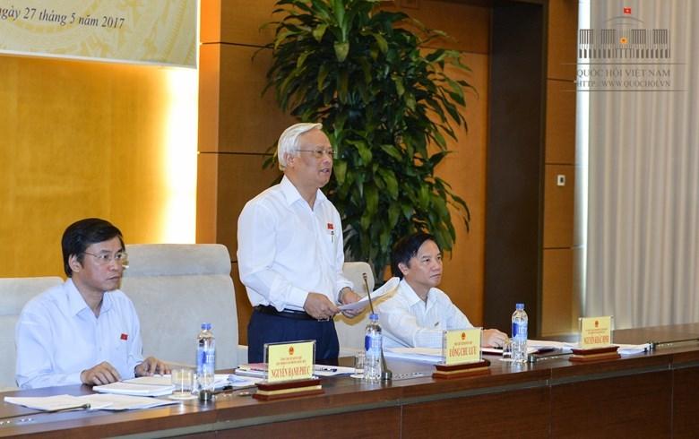 tinh giản biên chế, Phó Chủ tịch Quốc hội, Uông Chu Lưu, thừa cấp phó, cải cách bộ máy
