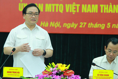 Bí thư HN: Đừng để xảy ra điểm nóng rồi chính quyền mới biết
