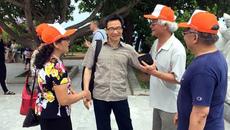 Phó Thủ tướng Vũ Đức Đam thị sát bán đảo Sơn Trà