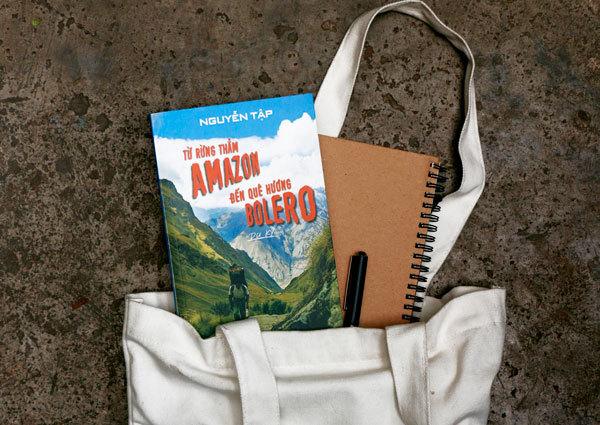 Cuốn sách dành cho những người đam mê du lịch