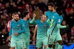 Messi rực sáng, Barca giành Cúp Nhà Vua