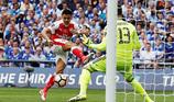"Chelsea 0-1 Arsenal: Alexis Sanchez ""nổ súng"" sớm (H1)"