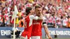 Video bàn thắng Arsenal 2-1 Chelsea