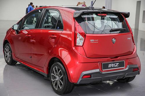 Ô tô Malaysia hơn 200 triệu: Xe giá rẻ thành sự thật