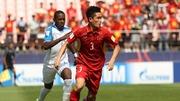 U20 Việt Nam 0-0 U20 Honduras (hiệp 2)