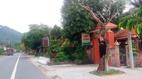 Công trình cải tạo quán cà phê không phép của nguyên Chánh án huyện