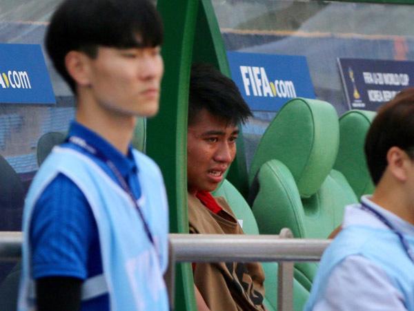 Sao HAGL bật khóc, lỡ hẹn giấc mơ ghi bàn ở World Cup