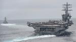 Mỹ điều tàu sân bay thứ 3 tiến sát bán đảo Triều Tiên