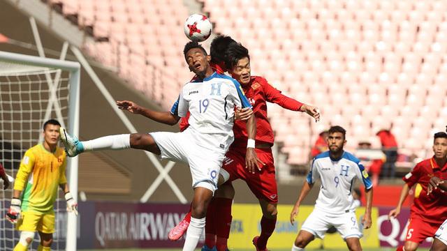 U20 Việt Nam thua U20 Honduras: Chia tay không hối tiếc