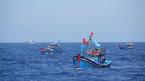 Ngăn chặn khai thác hải sản trái phép ở vùng biển nước ngoài