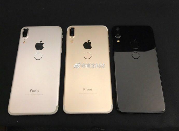 Hình ảnh iPhone 8 rò rỉ mới nhất gây thất vọng