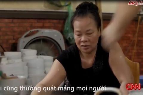 Quán 'bún chửi' Hà Nội lên CNN: Bà chủ quán vẫn miệt thị khách