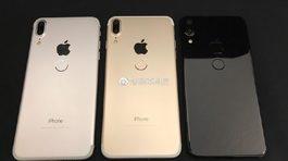 Hình ảnh iPhone 8 gây thất vọng là sản phẩm làm giả?