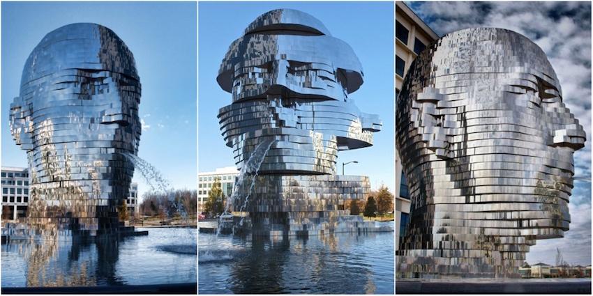 Đài phun nước, địa danh nổi tiếng, du lịch nước ngoài, kiến trúc