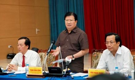 nhà ở xã hội, Phó Thủ tướng Trịnh Đình Dũng, Bộ Xây dựng