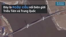 Cây cầu Trung-Triều 350 triệu đô 'nằm bẹp' vì căng thẳng hạt nhân