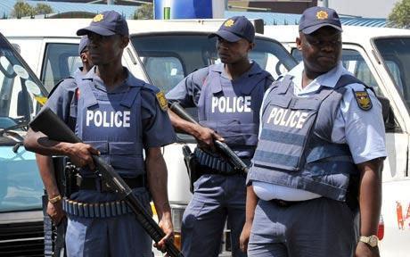 Nam Phi, tội phạm hiếp dâm, bạo lực tình dục
