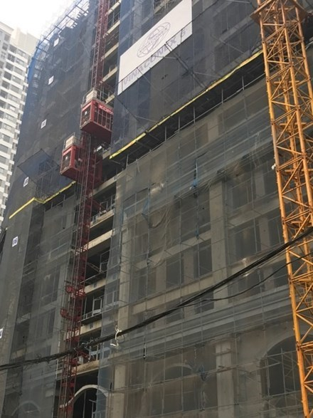 24% vụ tai nạn lao động thuộc ngành xây dựng