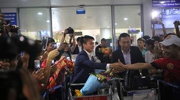 U20 Việt Nam về nước, sao Barca sang học Đại học Harvard