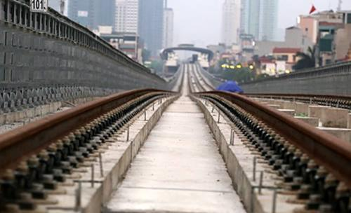 Đường sắt Cát Linh - Hà Đông rỉ sét: Chủ đầu tư nói gì?