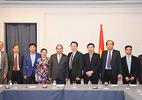 Cuộc gặp của Thủ tướng với doanh nhân, trí thức gốc Việt tại Hoa Kỳ