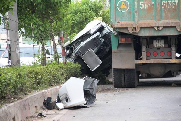 tai nạn, tai nạn giao thông, Sài Gòn,