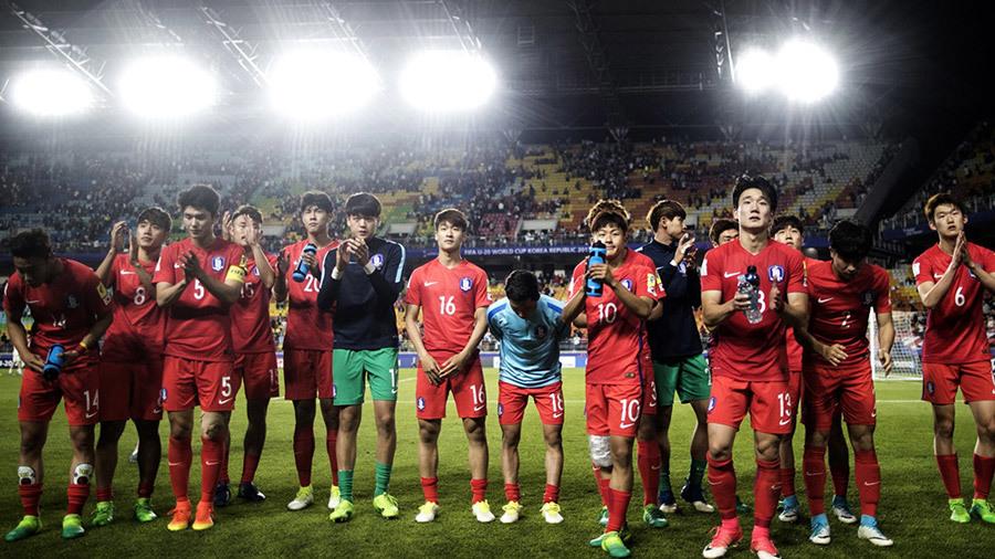 U20 Hàn Quốc vs U20 Bồ Đào Nha: Giấc mơ của chủ nhà