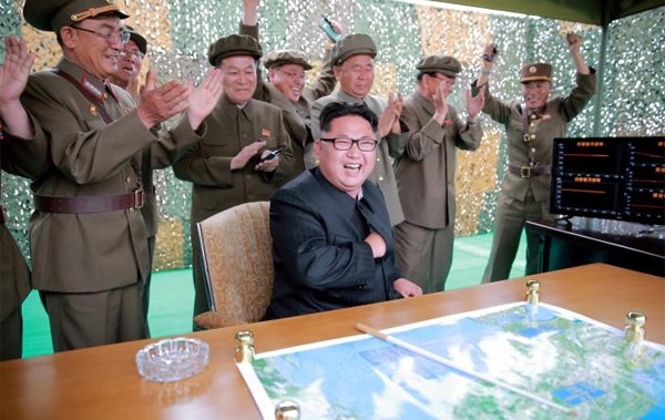 Triều Tiên, Kim Jong Un, tên lửa Triều Tiên, vũ khí Triều Tiên, Mỹ
