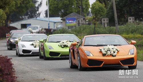 Đại gia Trung Quốc đang 'vơ vét' xe siêu sang